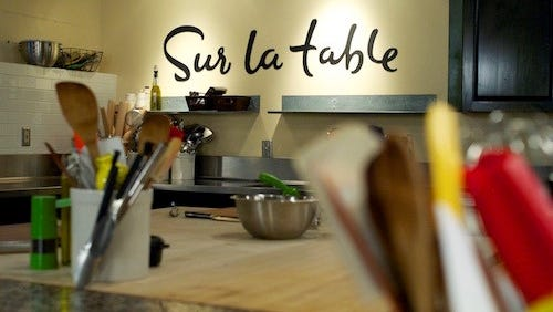 Sur La Table will be opening in Brentwood's Hill Center in summer 2017.