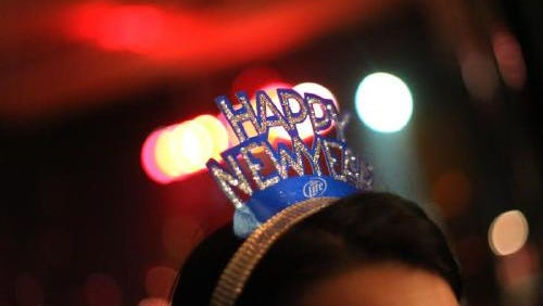 A list of Greenville New Year's Eve events near you