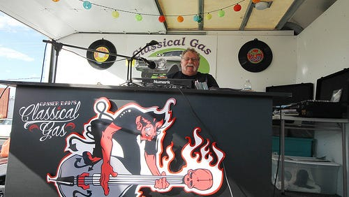 Dan Henry of Classical Gas will be the DJ at the car show on Sept. 4.