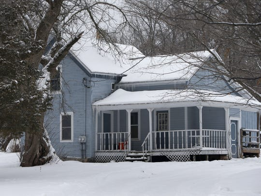 This Butternut Ridge Road home in the Town of Royalton