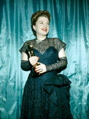 "Anne Baxter won Best Supporting Actress for ""The Razor's"
