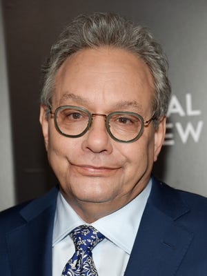 Comedian Lewis Black at a Jan. 4, 2016 awards gala in New York. Tickets for a Sept. 22 performance at Springfield's Gillioz Theatre go on sale Friday.