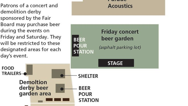 Green beer sales for the Irish Bash.