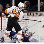 Still in control, Flyers need to summon last year's push