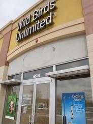 Wild Birds Unlimited will soon open at Green Oak Village