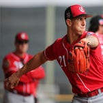 Michael Lorenzen is taking his rotation shot seriously