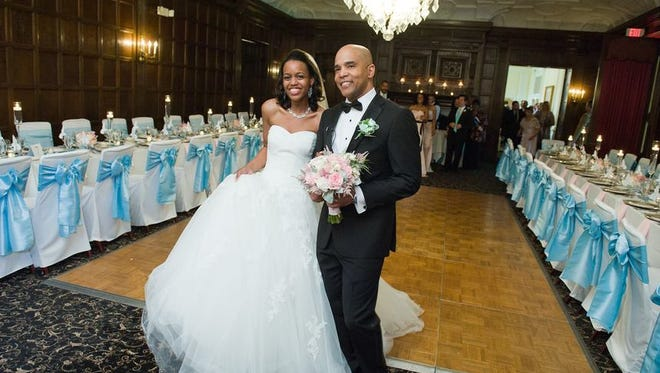 With help from the stars above, Joy Yascone planned her dream wedding - and marriage!