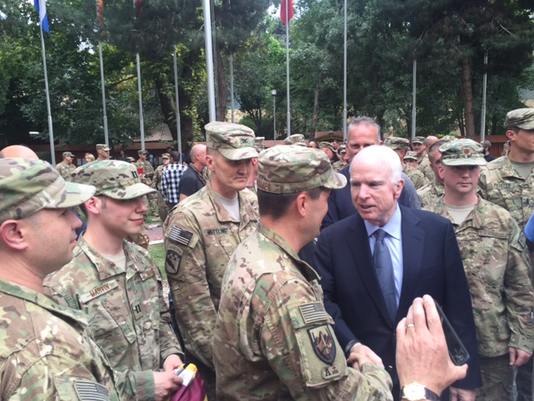 McCain's Afghanistan strategy heads down the wrong road