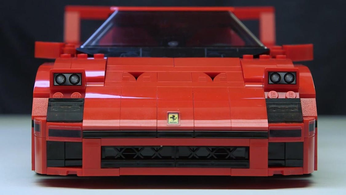 build your own ferrari f40 for only 90. Cars Review. Best American Auto & Cars Review