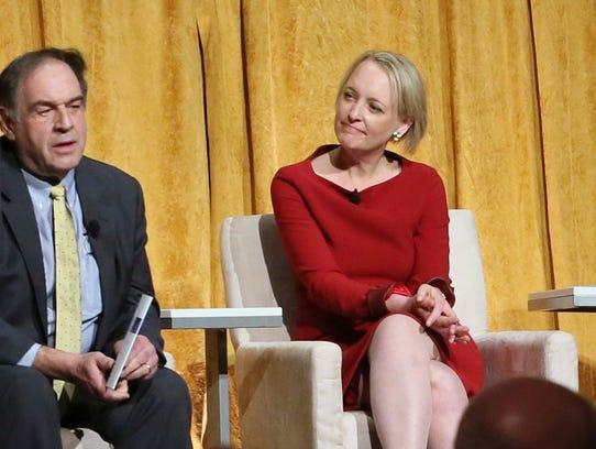 Julie Sweet, CEO, North America, Accenture,