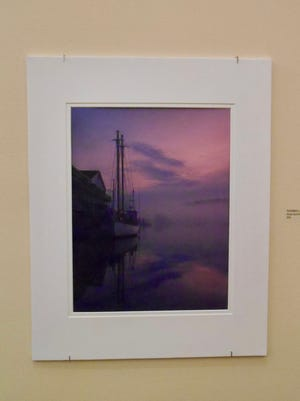 """""""Early Sunrise""""byTom Farris is on display in theAnderson Museum of Art's 37th Annual In-Focus Photography Competition and Exhibition until April 11."""