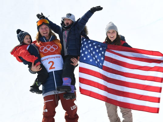 Olympics: Freestyle Skiing-Mens Halfpipe Final