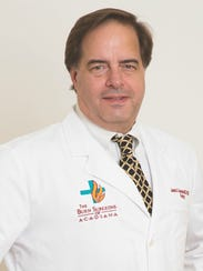 Dr. James Garcelon is a burn surgeon at Our Lady of