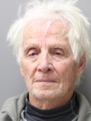Patrick Jiron, 80, of Clearlake Oaks, Calif., is seen in this photo released by the York County (Nebraska) Sheriff's Department on Friday, Dec. 22, 2017.