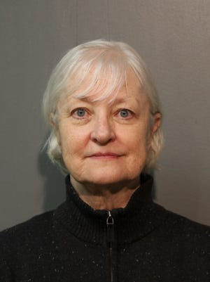 In this Jan. 2018, photo provided by the Chicago Police Department, Marilyn Hartman poses for a photo in Chicago.