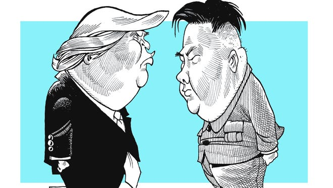 Tensions between the U.S. and North Korea continue to escalate.
