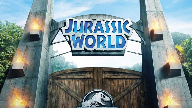"""Jurassic World Ride"" is coming in 2019."