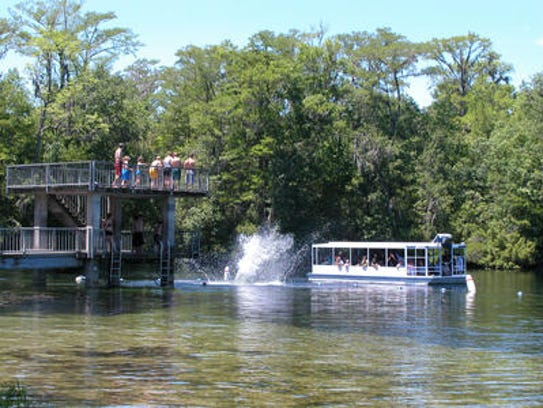 SB 552 implements a plan to clean up Florida springs,