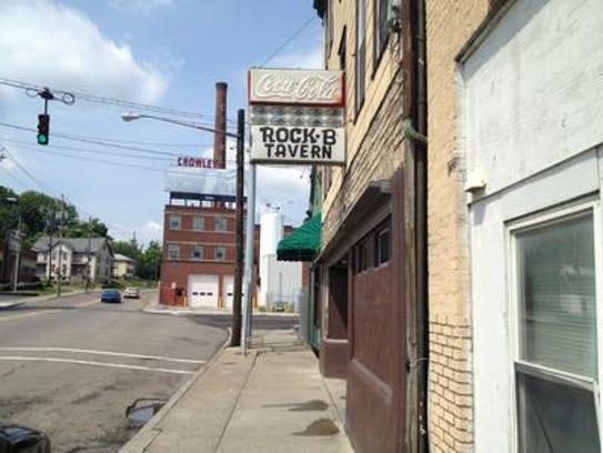 Binghamton padlocked the Rock B. Tavern on the city's