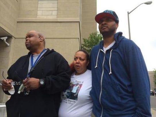 Family members of murder victim Jeremiah Reynolds speak