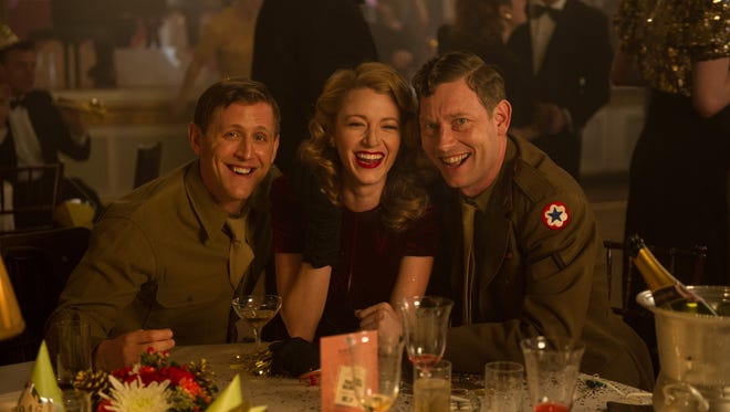 "Blake Lively is an 80-year-old who stopped aging some 60 years ago in ""The Age of Adaline"""