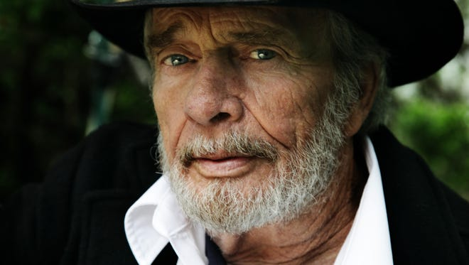 Country Music Hall of Famer Merle Haggard says he has been a fan of Bob Dylan's since 1964.