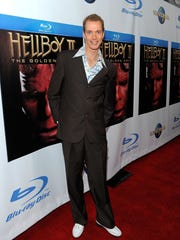"Actor Doug Jones played the role of Abe in the ""Hellboy"" movie franchise. He will be at Cherry City Comic Con."