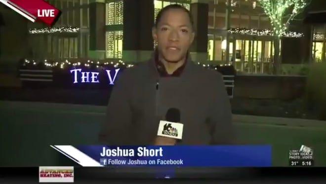 Joshua Short went viral after a Black Friday rant in Mishawaka.