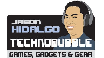 Technobubble is a regular technology feature by Jason Hidalgo.