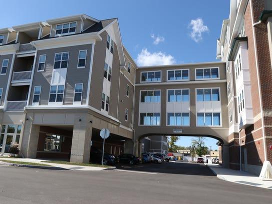 Pinnacle North apartments