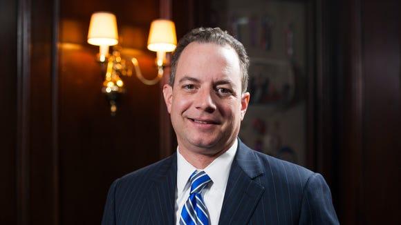 GOP Chairman Reince Priebus