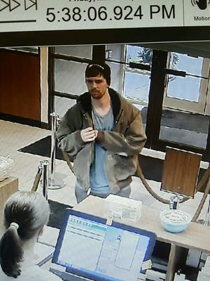 The Richland County Sheriff's Office reports the suspect in the Mechanics Bank robbery Friday is in custody.
