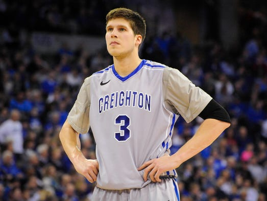 1. Doug McDermott, Creighton: McDermott leads the nation in scoring, averaging 26 points per game on 52.1% shooting. McDermott is also averaging 6.9 rebounds per game for the No. 10 Blue Jays, who sit at 23-4.
