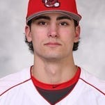 Cortland's Conrad Ziemendorf of Penfield is the SUNYAC baseball player of the year. He batted .364 with 35 RBI and 40 runs scored. Cortland starts play in the NCAA Division III tournament on May 13.