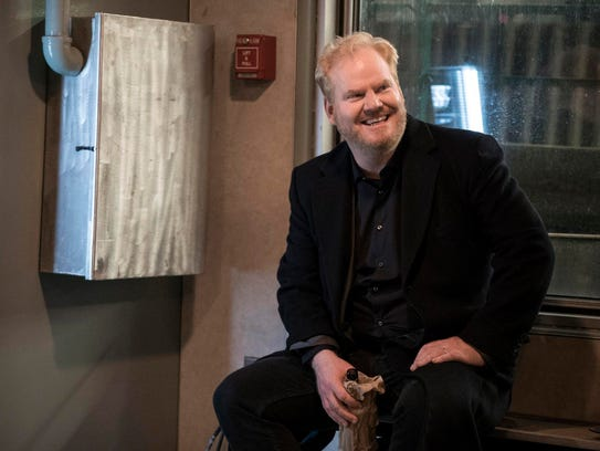 "Stand-up comedian Jim Gaffigan will stop in Pensacola on his ""The Fixer Upper"" tour."