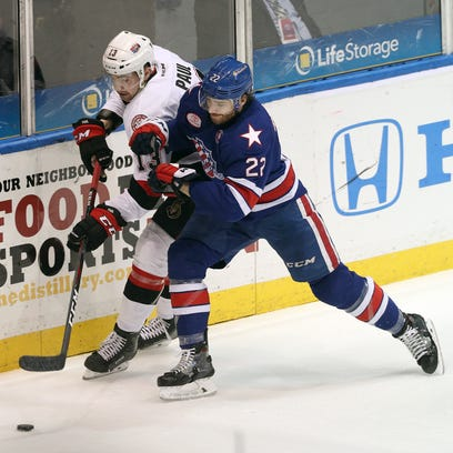 Amerks' Zach Redmond, a medical miracle on skates, sure to savor playoff experience