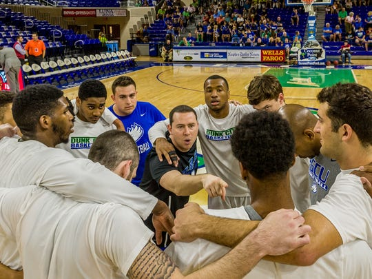 Michael Fly is the only FGCU assistant who worked under