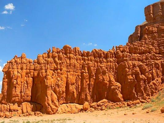 Baby Rocks Mesa