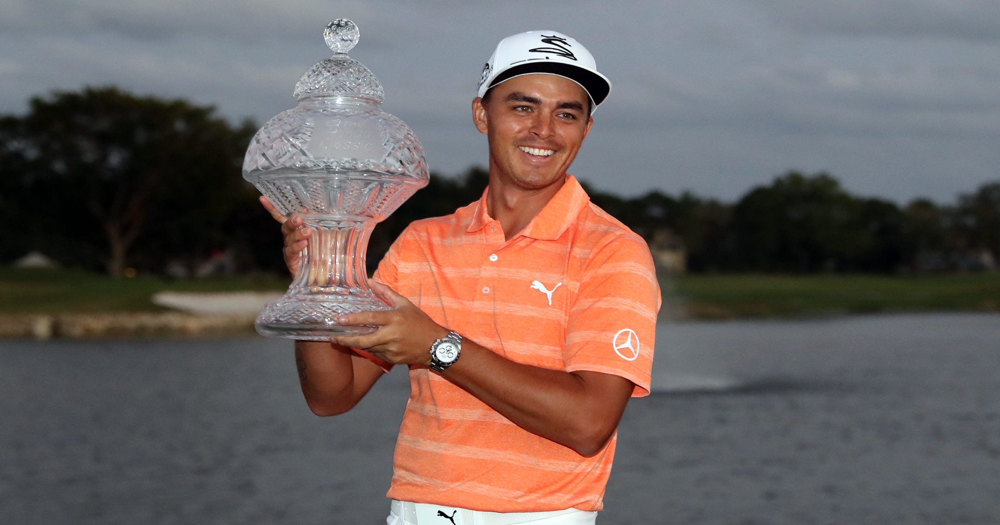 Image result for rickie fowler honda classic