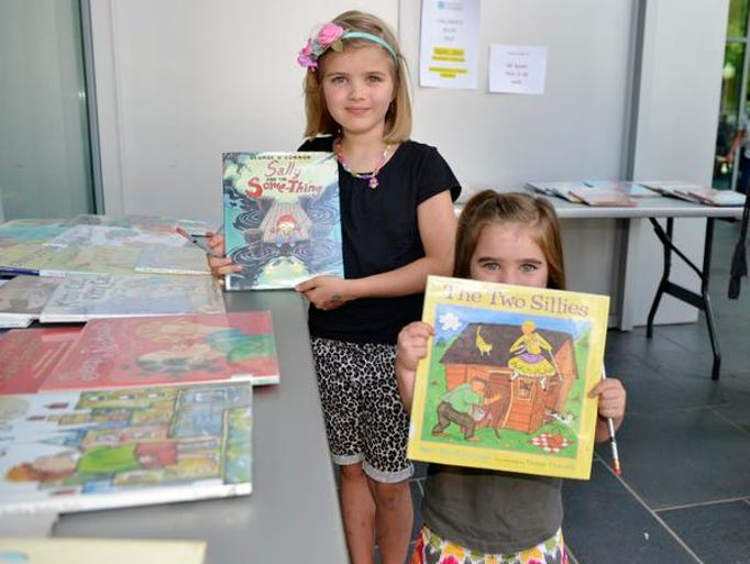 "The Greenville Library System kicked off its ""Summer"
