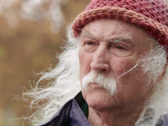"""""""I was a difficult cat,"""" David Crosby says at one point during """"Remember My Name."""""""