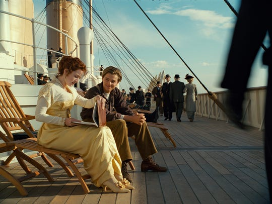 In this film image released by Paramount Pictures,