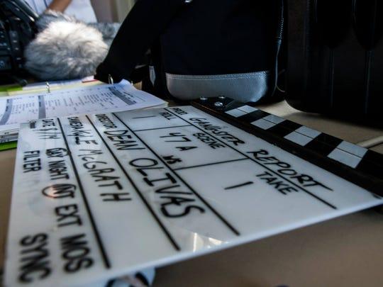 The Capstone film class at Madonna University created