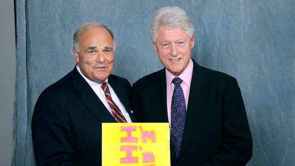 PHL_Edward Rendell and Bill Clinton