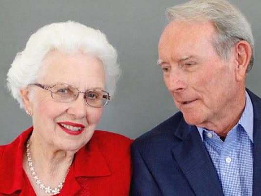 Anniversaries: Glendon Walker & Anna Walker
