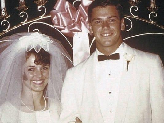 Anniversaries: Stephen Reagan & El Reba Reagan