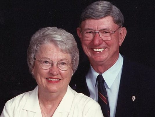 Anniversaries: Terry Dankenbring & Nancy Dankenbring