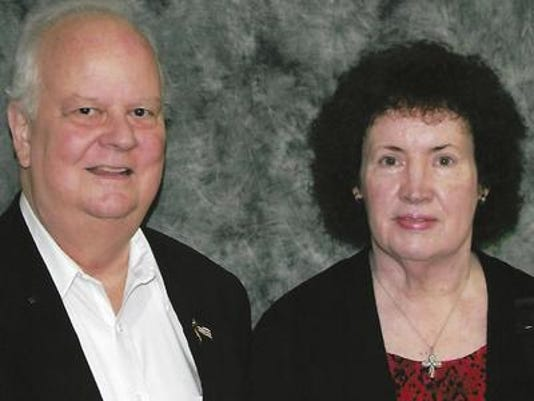 Anniversaries: Paul Summers & Barbara Summers
