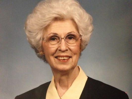 Birthdays: Betty Burk