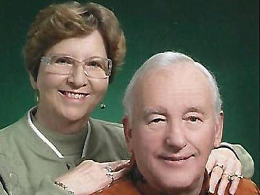 Anniversaries: Fritz Torbett & Shirley Torbett